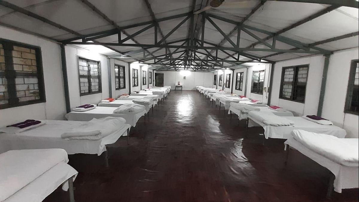 कोरोना का खौफ: आंध्र और तेलंगाना से आने वालों को अनिवार्य रूप से सरकार केंद्र पर 14 दिन रहना होगा क्वारंटीन