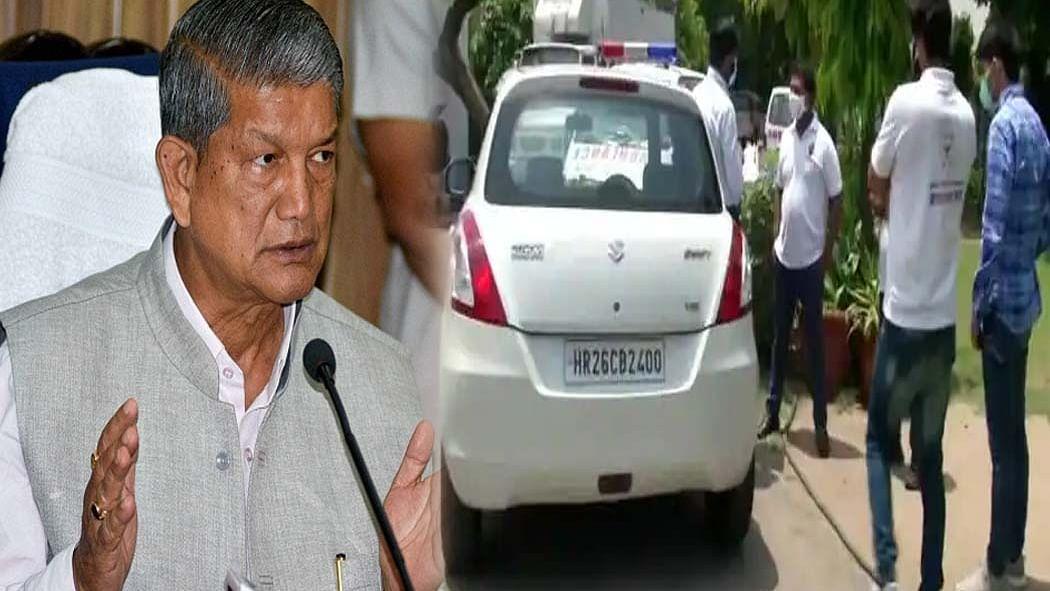 IYC अध्यक्ष श्रीनिवास से दिल्ली पुलिस ने की पूछताछ, उत्तराखंड के पूर्व CM बोले- गीदड़ भभकियों से कभी नहीं डरी कांग्रेस