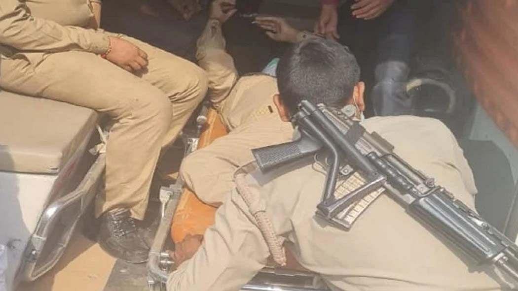 यूपी: डिप्टी सीएम केशव प्रसाद मौर्य के काफिले की गाड़ी हुई हादसे का शिकार, चार पुलिसकर्मी जख्मी