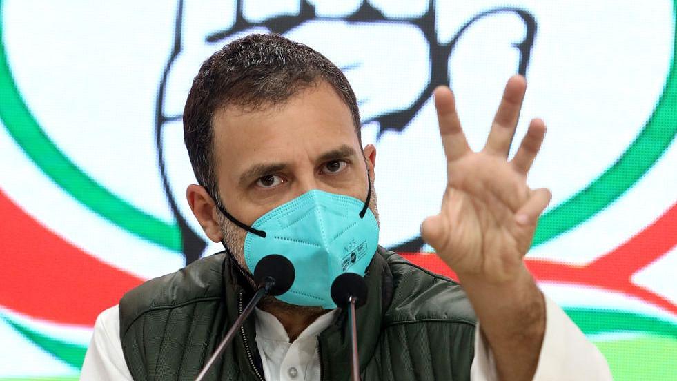 चक्रवाती तूफान तौकते के टकराने की आशंका, राहुल गांधी की अपील- जरूरतमंदों की मदद करें कांग्रेस कार्यकर्ता