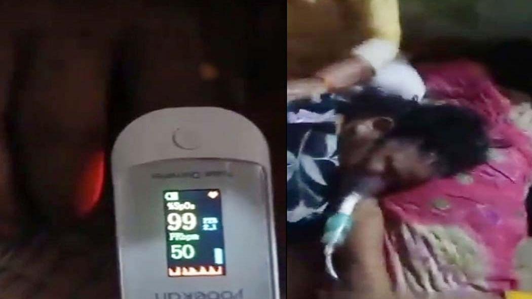 लखनऊ में डॉक्टरों की लापरवाली, अस्पताल प्रशासन ने जिंदा महिला को बताया मृत! परिवार का दावा- जीवित थी महिला