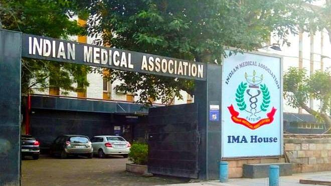 IMA ने स्वास्थ्य मंत्रालय से नींद से जागने की अपील की, कोरोना संकट में चरम सुस्ती का आरोप लगाया