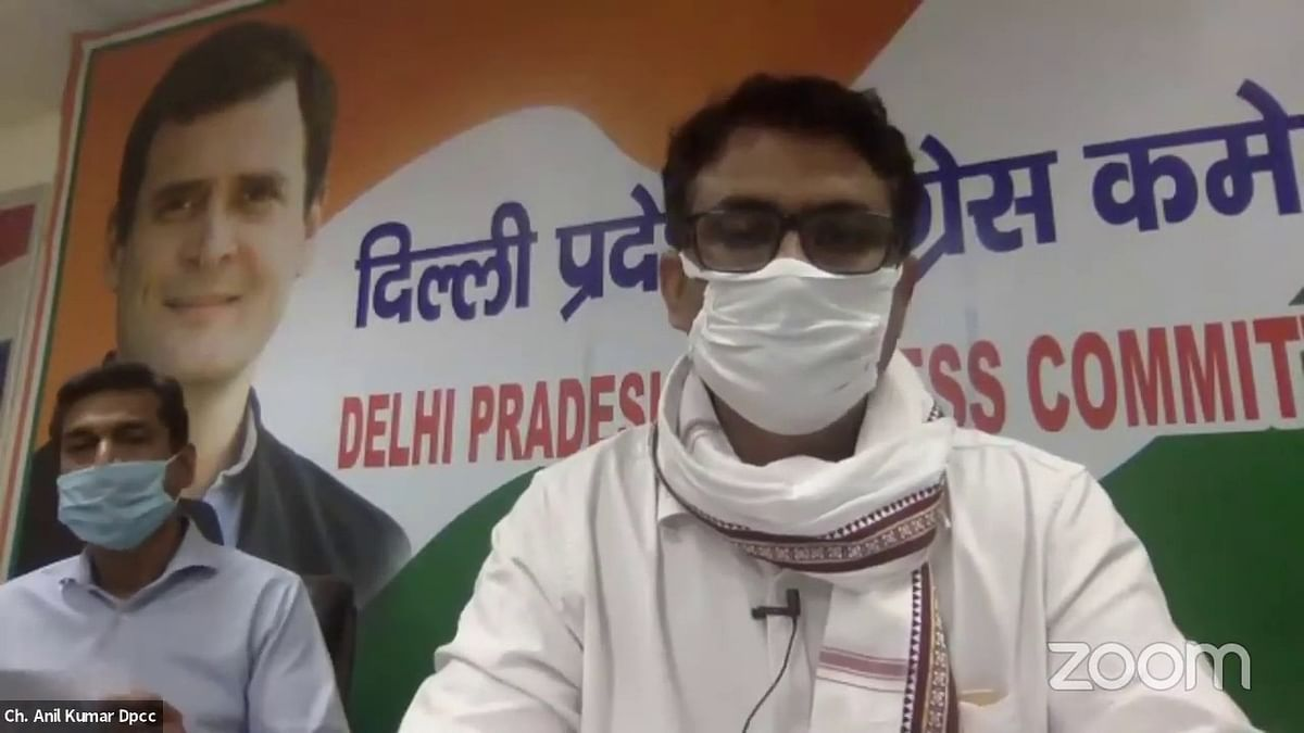 निजी अस्पतालों में ब्लैक फंगस के मरीजों के इलाज का खर्च उठाए दिल्ली सरकार, बने डेडिकेटेड अस्पताल : अनिल कुमार