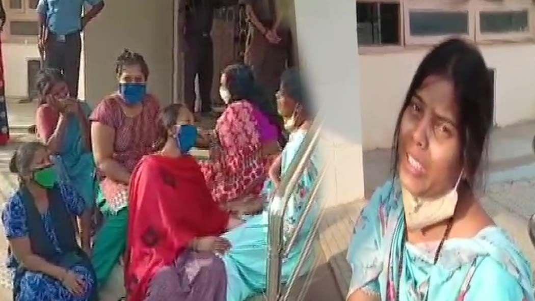 कर्नाटक में कोरोना वायरस से हाहाकार! अस्पताल में ऑक्सीजन नहीं मिलने से 24 मरीजों ने तोड़ा दम