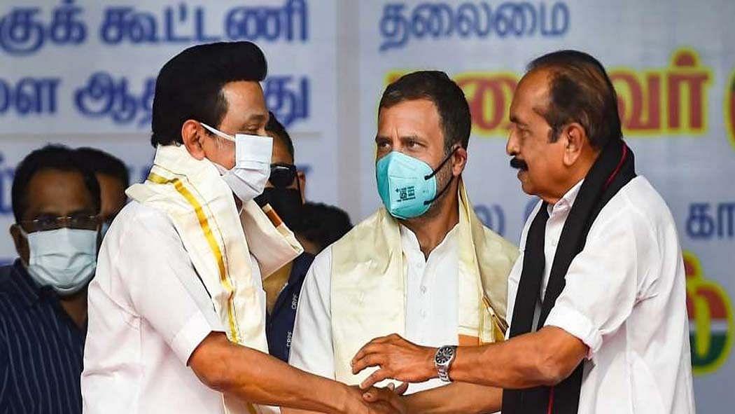 Assembly Election Results: तमिलनाडु में सरकार बनाने की ओर DMK-कांग्रेस गठबंधन, रुझानों में AIADMK-BJP को झटका!