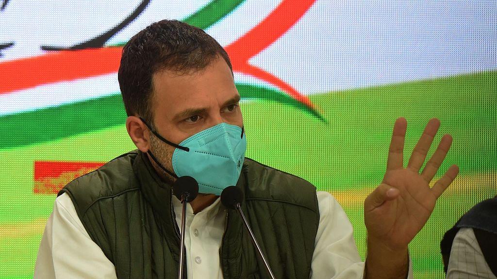 कोरोना संकट में GST वसूली पर राहुल का केंद्र पर हमला, कहा- जनता के प्राण जाए पर PM की टैक्स वसूली ना जाए