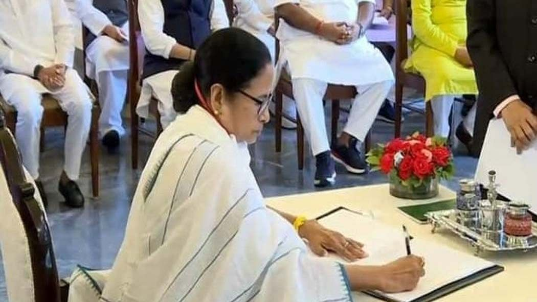 शपथ लेने के बाद ममता बनर्जी ने PM मोदी को लिखी चिट्ठी, कहा- 3 करोड़ वैक्सीन की जरूरत, अब तक डेढ़ लाख ही मिली