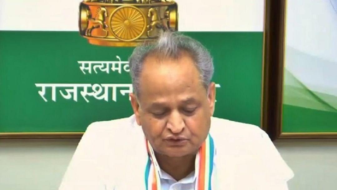 राजस्थान: CM गहलोत ने की केंद्र को राज्य के लिए ऑक्सीजन कोटा संशोधित करने की मांग, कहा- स्थिति बेहद नाजुक