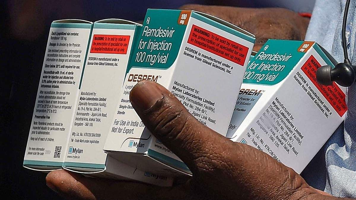 मध्य प्रदेश में खादीधारी कोरोना की दवा और इंजेक्शन की कालाबाजी में शामिल, वीएचपी-बीजेपी नेता पकड़े गए