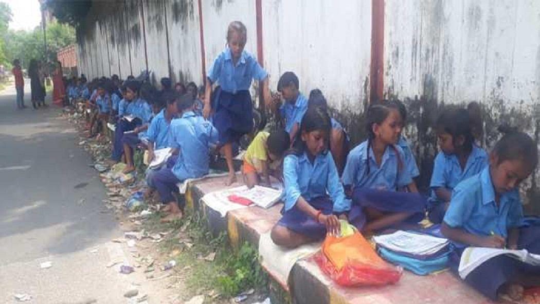 बिहार में बदहाल शिक्षा व्यवस्था! न बिल्डिंग, ना शिक्षक, फिर कैसे शिक्षित राज्य की आस लगाए बैठे हैं 'सुशासन बाबू'?
