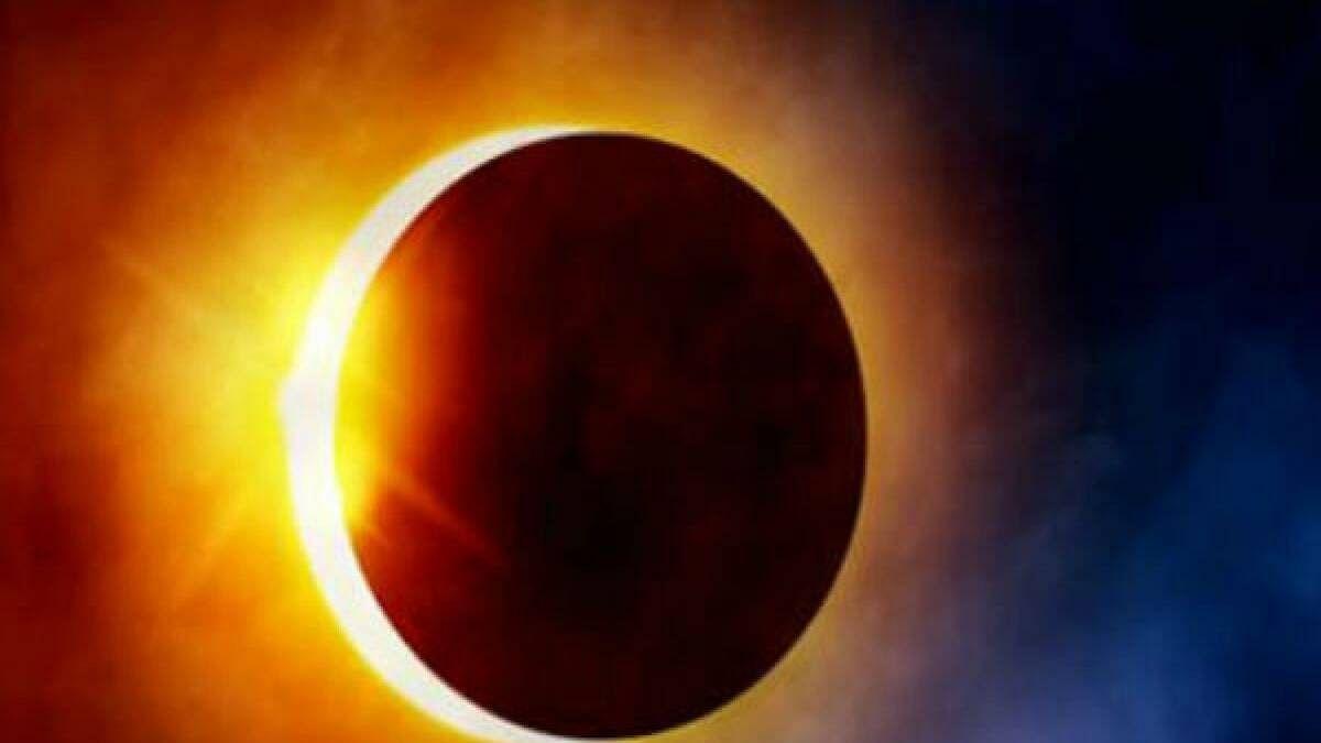साल का पहला सूर्य ग्रहण आज, जानें किन राशियों पर कैसा पड़ेगा असर