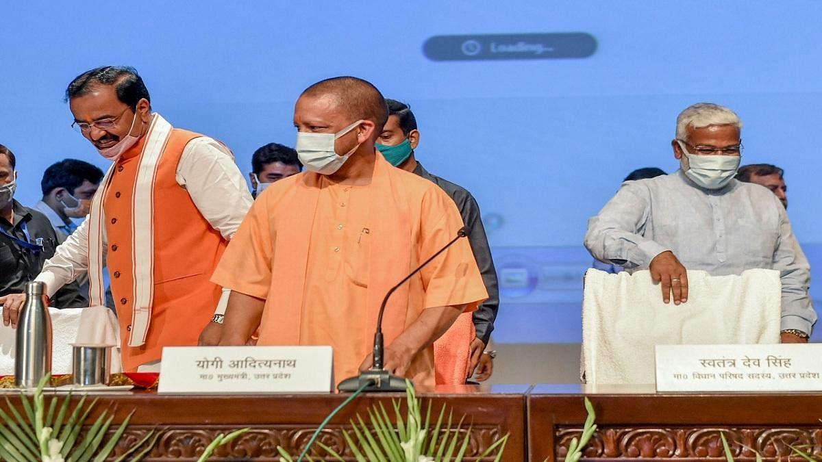 कौन रहेगा और कौन बनेगा यूपी का मुख्यमंत्री! स्वामी प्रसाद मौर्य के बयान से यूपी बीजेपी का घमासान फिर उजागर