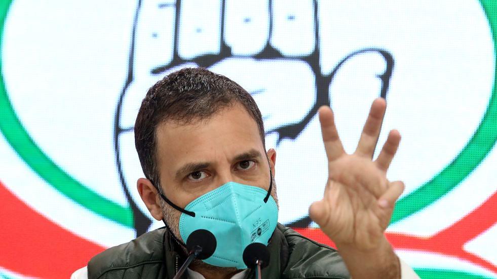 राहुल गांधी बोले- अबकी बार, करोड़ों बेरोजगार, कौन जिम्मेदार? सिर्फ और सिर्फ मोदी सरकार