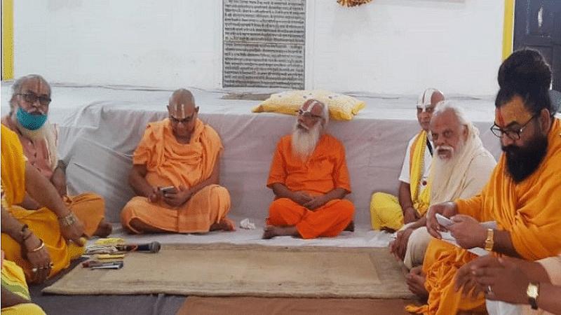 राम मंदिर जमीन खरीद विवाद पर अब संतों ने खोला मोर्चा, बैठक कर मामले की पूरी जांच की मांग उठाई