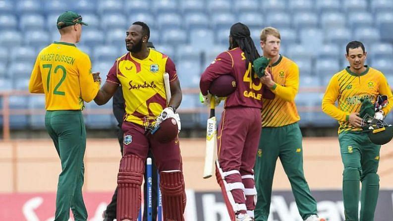 दक्षिण अफ्रीका के खिलाफ तीसरे टी20 के लिए वेस्टइंडीज टीम का ऐलान, जानें टीम में किसे मिली जगह?