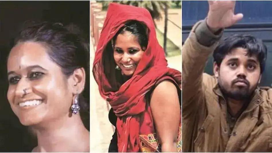 दिल्ली हिंसाः नताशा, देवांगना और आसिफ को बड़ी राहत, कड़कड़डूमा कोर्ट ने तुरंत रिहाई का दिया आदेश