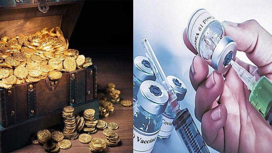 बिहार के इस जिले में वैक्सीन लेने पर मिलेगा सोने का सिक्का और फ्रिज, टीकाकरण बढ़ाने के लिए प्रशासन का ऐलान