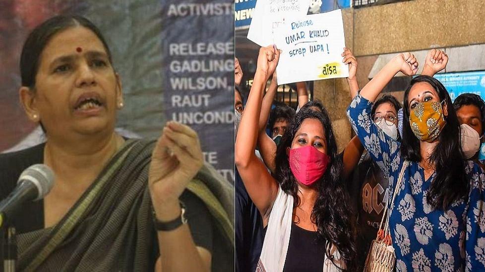 सरकारें सशक्त महिला आवाजों से ज्यादा डरती हैं, दबाने के लिए आतंकवादी-देशद्रोही बताकर जेल भेजती हैं