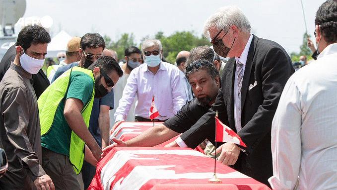बड़ी खबर LIVE: कनाडा ने मुस्लिम परिवार को कुचलने वाले शख्स पर आतंकवाद का आरोप लगाया