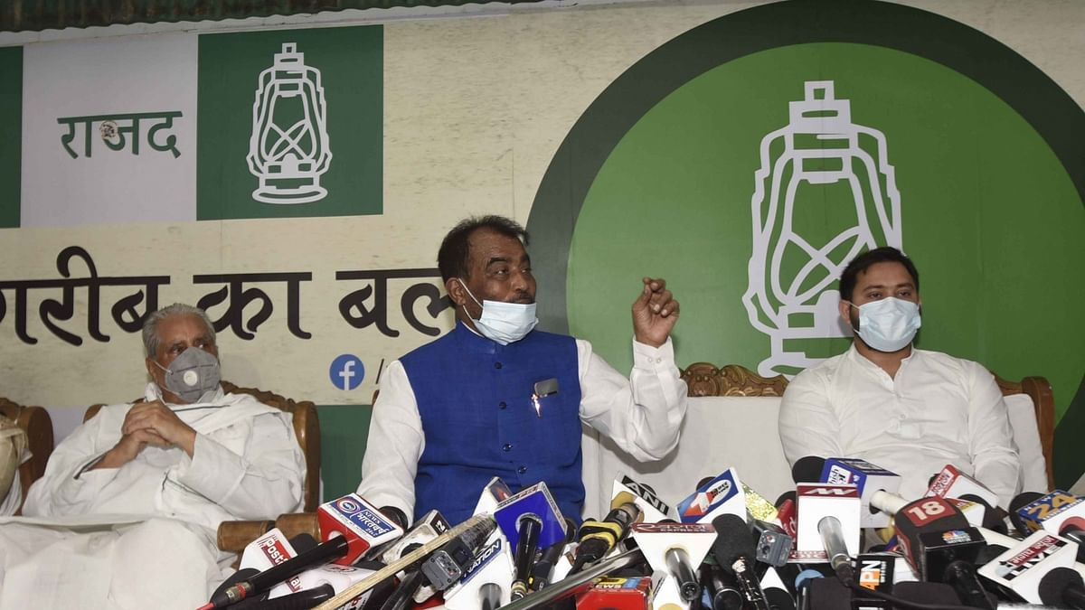 बिहार: सीएम नीतीश एलजेपी में फूट के सूत्रधार, लोगों का समर्थन चिराग पासवान के साथ, आरजेडी का दावा