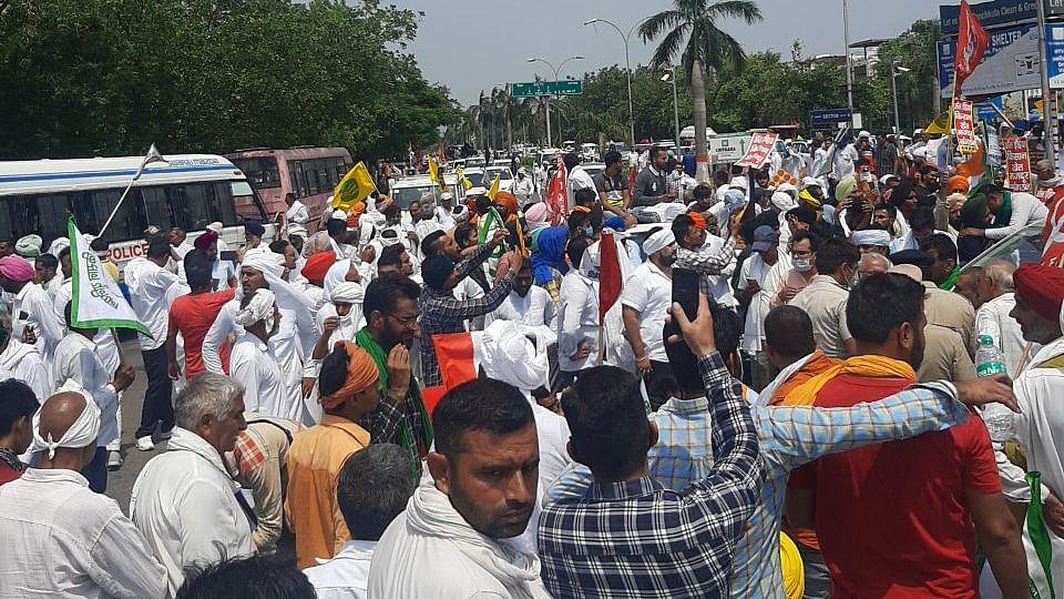हरियाणा सरकार ने किया मोदी सरकार के झूठ का पर्दाफाश, किसान आंदोलन में मरने वालों का बताया रिकार्ड!