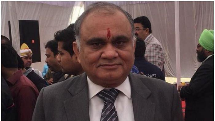चुनाव आयोग में यूपी का वर्चस्व, यूपी के मुख्य सचिव रहे अनूप पांडेय बने चुनाव आयुक्त, अगस्त 24 तक रहेंगे आयोग में
