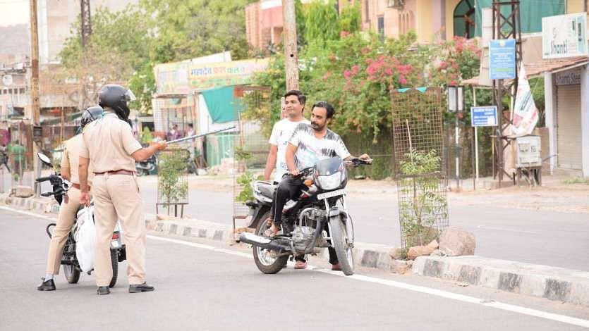 सावधान: बेवजह सड़कों पर घूमना पड़ेगा महंगा, सोशल मीडिया पर वायरल होंगे तस्वीर और वीडियो
