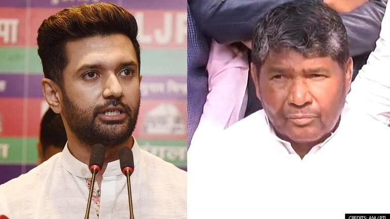 'चाचा गुट' ने LJP के अध्यक्ष पद से भी चिराग को हटाया, जवाब में भतीजे ने बागियों को किया निलंबित, पार्टी में हंगामा