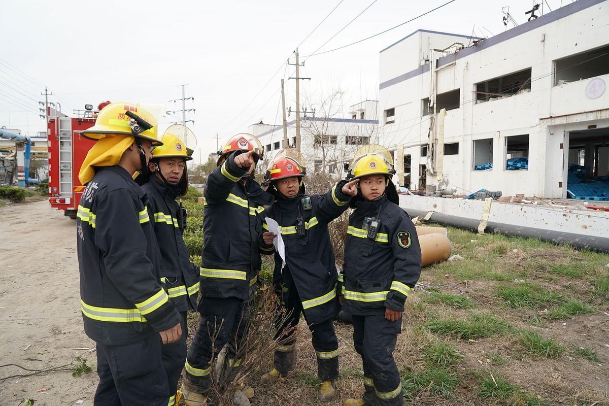 दुनिया की 5 बड़ी खबरें: चीन में गैस विस्फोट में 12 की मौत और बाइडन ने ब्रिटिश पीएम को दिया कस्टम-मेड साइकिल का तोहफा