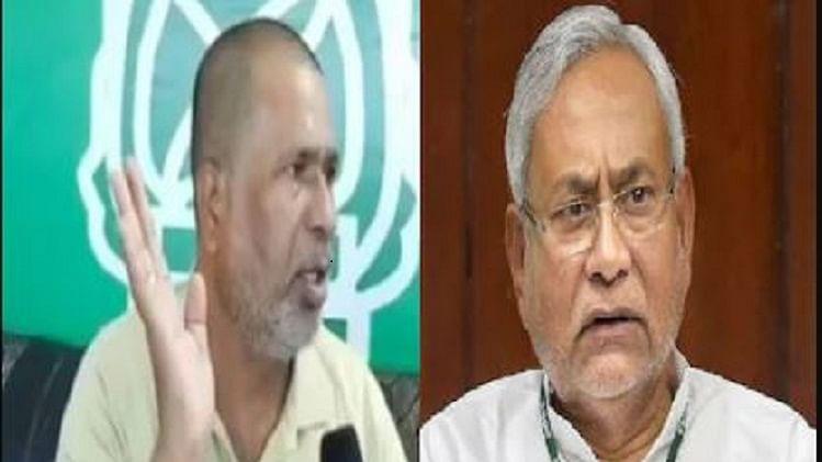 बिहार में बैकफुट पर आई बीजेपी, नीतीश के खिलाफ मोर्चा खोलने वाले एमएलसी को किया निलंबित