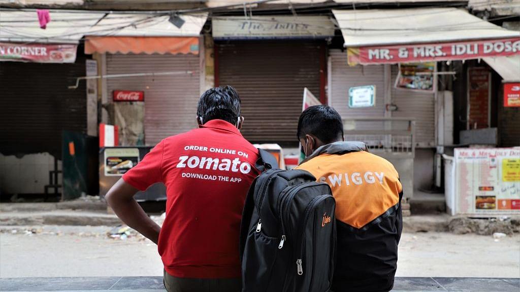 अमेज़न-फ्लिपकार्ट और स्विगी-जुमैटो के डिलीवरी  एजेंट्स को प्राथमिकता से लगाई जाएगी वैक्सीन, दिल्ली सरकार का ऐलान