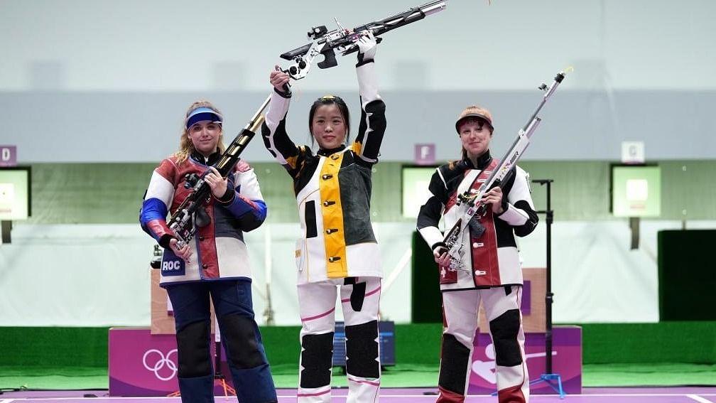 Tokyo Olympics: पहला स्वर्ण चीनी निशानेबाज यांग कियान के नाम, भारतीय निशानेबाजों ने किया निराश