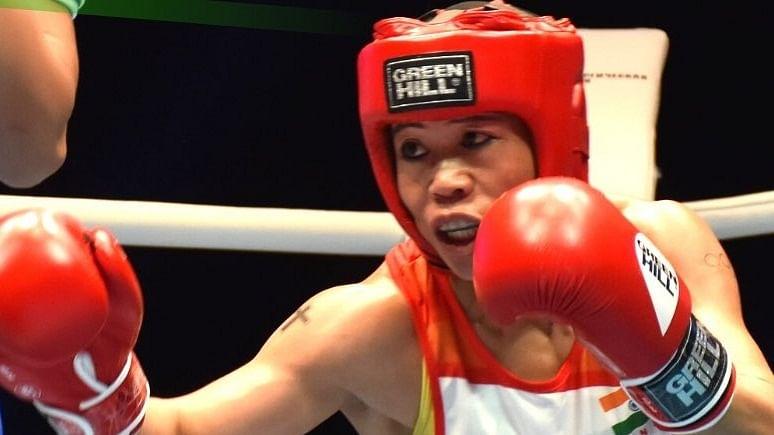 Tokyo Olympics: 6 बार की विश्व चैंपियन मुक्केबाज मैरीकॉम का सफर खत्म, कोलंबिया की वालेंसिया से हारीं