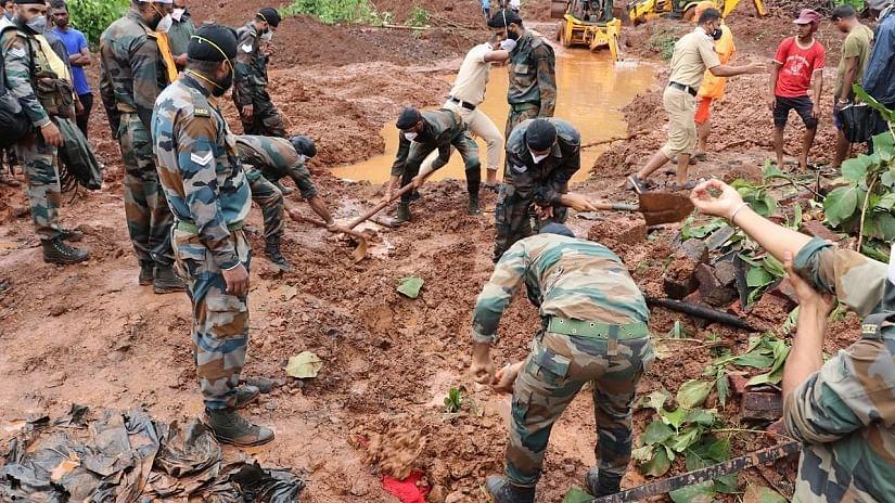 महाराष्ट्रः बाढ़ और भूस्खलन प्रभावितों की मदद करेगी उद्धव सरकार, पीड़ितों को देगी मुफ्त राशन, मिट्टी का तेल