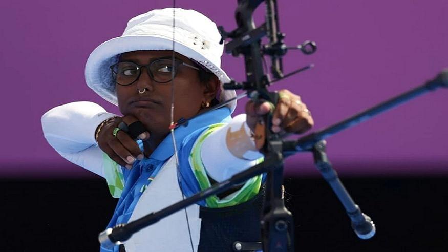 Tokyo Olympics 2020: दीपिका कुमारी क्वार्टर फाइनल में पहुंचीं, मनु भाकर का खत्म हुआ सफर