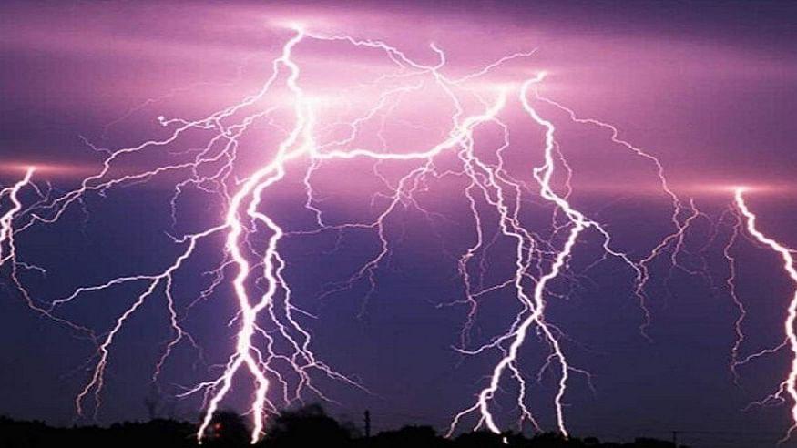 उत्तर प्रदेश और राजस्थान में आसमानी बिजली का कहर! 61 लोगों की गई जान, कई झुलसे