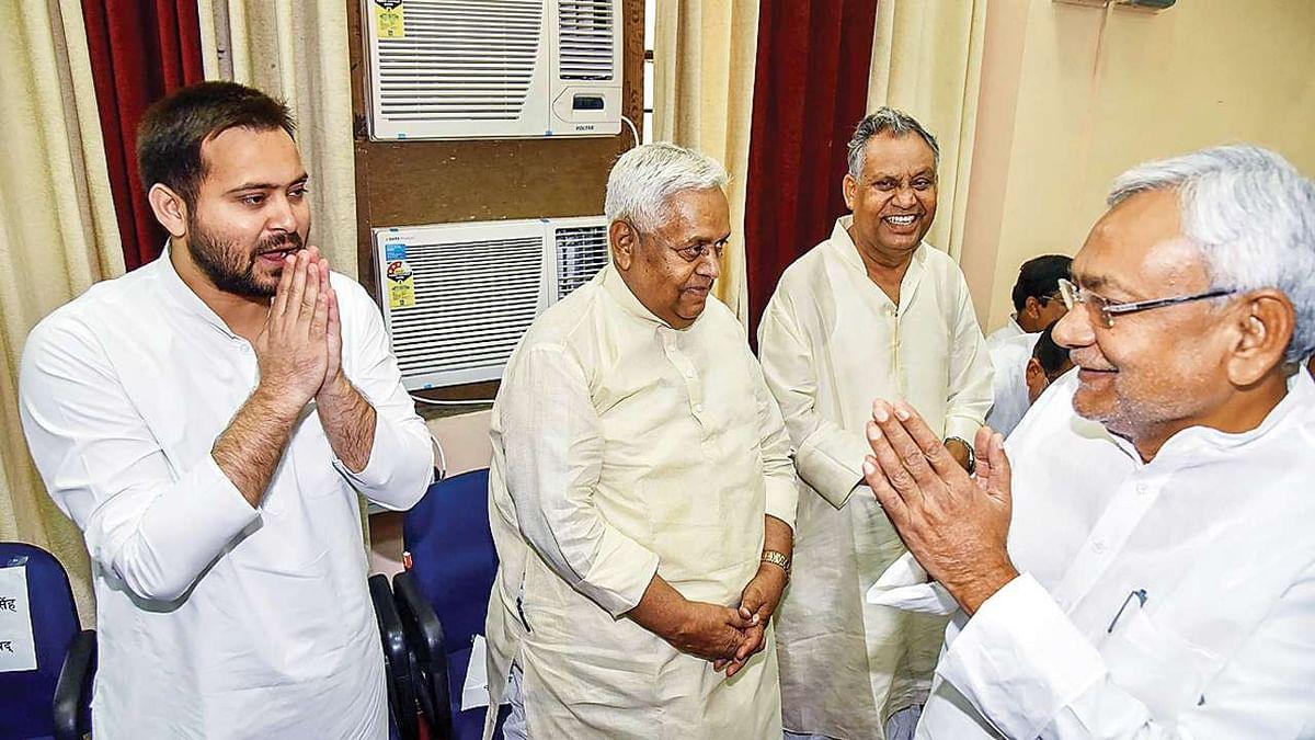 बिहार में जेडीयू-आरजेडी कई मुद्दों पर एक साथ, बीजेपी से सहमत नहीं नीतीश!