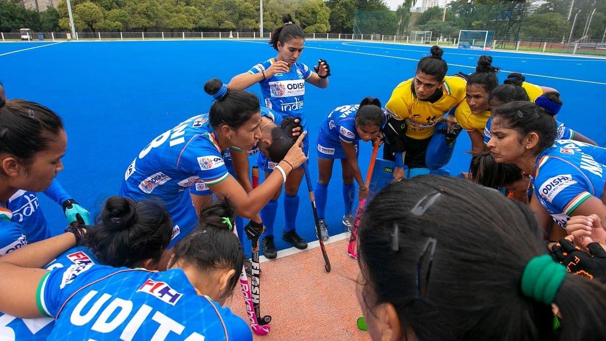 Tokyo Olympics: भारतीय महिला हॉकी टीम की शानदार जीत, साउथ अफ्रीका को 4-3 से हराया