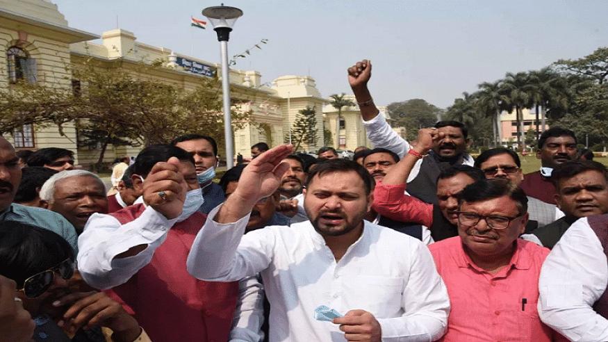 बिहार: महंगाई के खिलाफ सड़क पर उतर कर हल्ला बोलेगी RJD, लालू यादव ने सरकार को बताया 'जालिम'