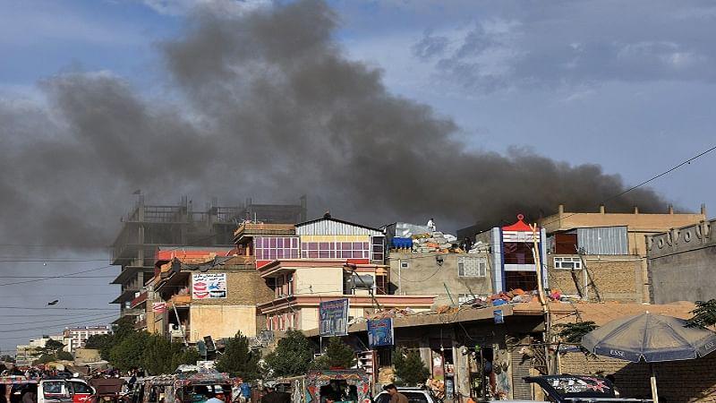अफगानिस्तान में तालिबान के अड्डे पर सेना की बड़ी कार्रवाई, हवाई हमले में 33 आतंकवादी ढेर