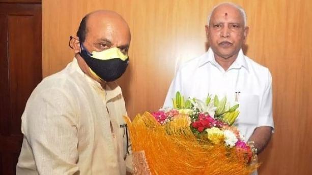 कर्नाटक के नए CM का ऐलान, बसवराज बोम्मई लेंगे येदियुरप्पा की जगह, जानिए कौन हैं बसवराज