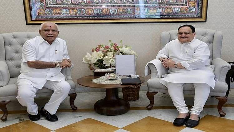 कर्नाटक के सीएम पद से इस्तीफा देंगे येदियुरप्पा? दिल्ली में पीएम मोदी और जेपी नड्डा से मुलाकात के क्या हैं मायने