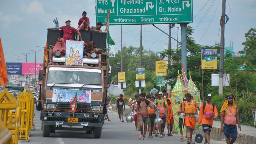 उत्तर प्रदेश में भी कांवड़ यात्रा रद्द, सुप्रीम कोर्ट ने योगी सरकार को दिया था एक दिन का अल्टीमेटम
