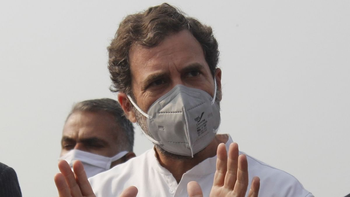 कांग्रेस में केवल साहसी लोगों का ही स्वागत, डरने वाले जा सकते हैं, राहुल गांधी की दो टूक