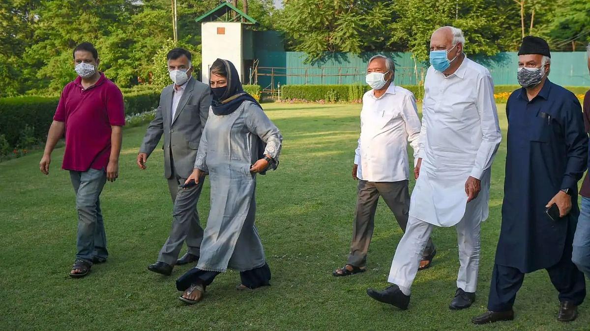 PM मोदी के साथ हुई बैठक को गुपकार ग्रुप ने बताया निराशाजनक, कहा- राज्य का दर्जा बहाल होने के बाद हो चुनाव