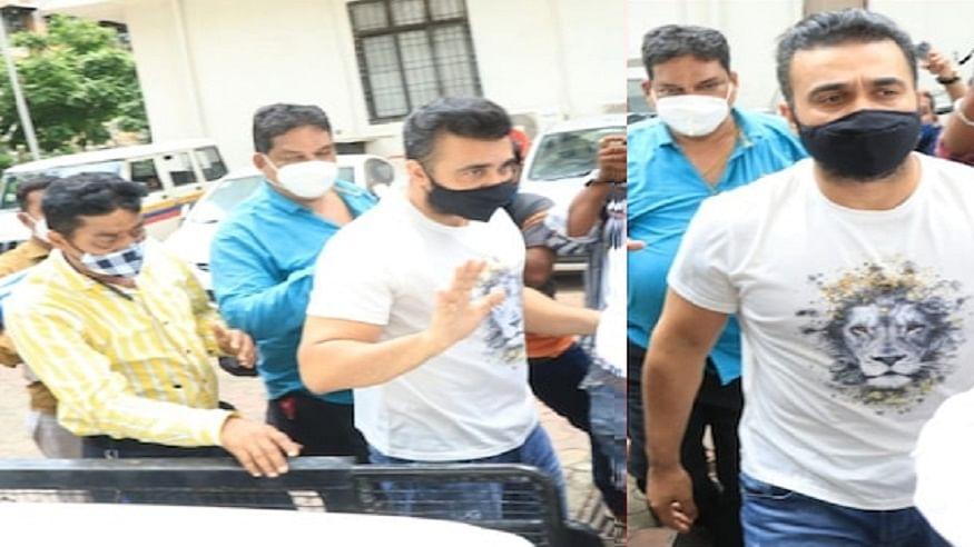 सिनेजीवन: 'अपने काले कारनामों के सबूत मिटा रहे थे राज कुंद्रा' और अली अब्बास की थ्रिलर फिल्म में हुई शाहिद की एंट्री?