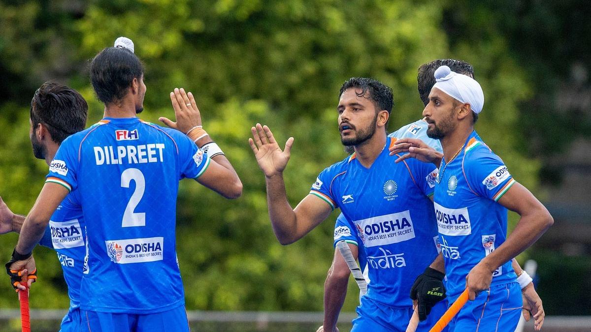 Tokyo Olympics: भारतीय पुरुष हॉकी टीम ने ग्रुप स्टेज मैच में स्पेन को 3-0 से हराया