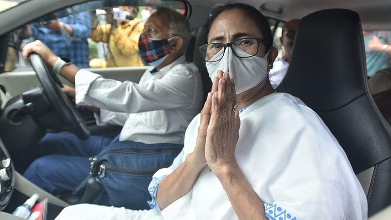 बंगाल वापस जाते-जाते ममता ने दिया संदेश-लोकतंत्र बचाने के लिए सबको मिलकर लड़ना होगा