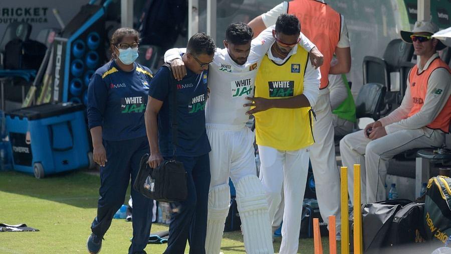 भारत के खिलाफ वनडे सीरीज से पहले श्रीलंका को लग सकता है एक और बड़ा झटका, अब ये खिलाड़ी हो सकता है बाहर!