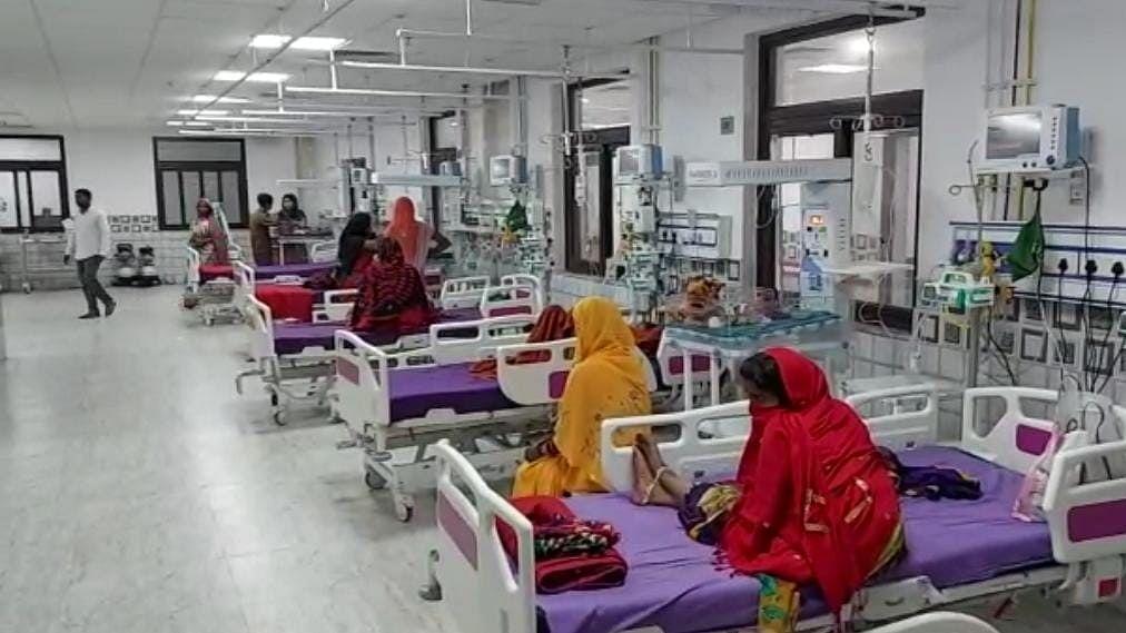 बिहार में एक बार फिर दिखने लगे एईएस के मरीज, अब तक 33 बच्चों में हुई पुष्टि, 9 की जा चुकी है जान